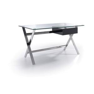 Pracovní stůl s černou zásuvkou Ángel Cerdá Concha