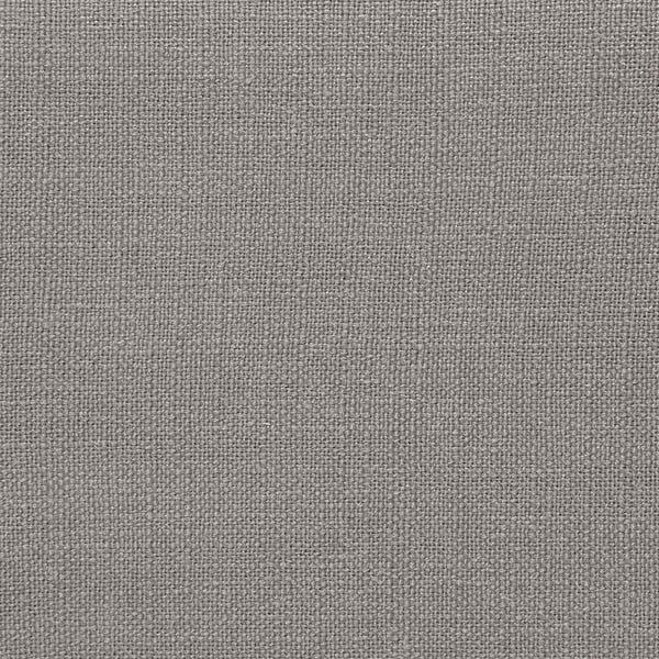 Světle šedá postel Vivonita Windsor Linen, 200x180cm