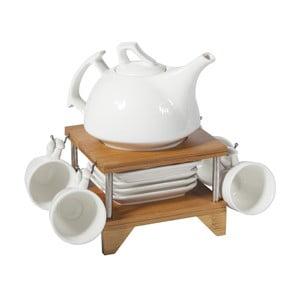 10dílný kávový keramický set