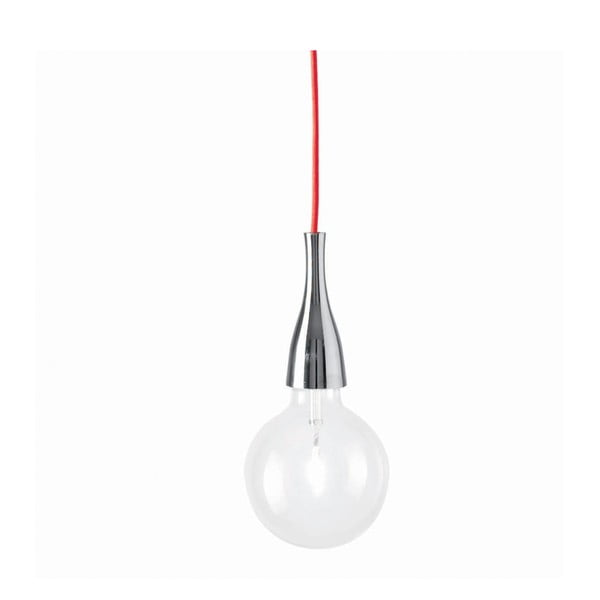 Lampa wisząca Evergreen Lights City Chrome