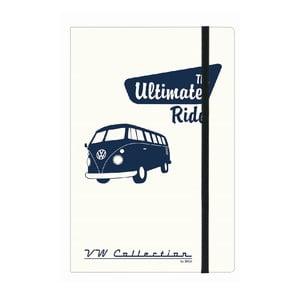 Zápisník The Ultimate Ride A5