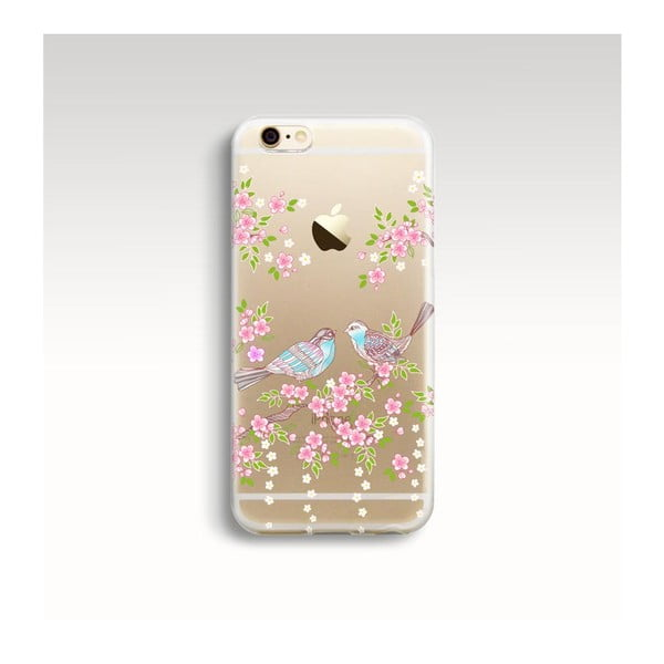 Obal na telefon Birds pro iPhone 6/6S