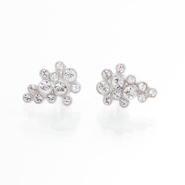 Náušnices krystaly Swarovski® Yasmine Pechora