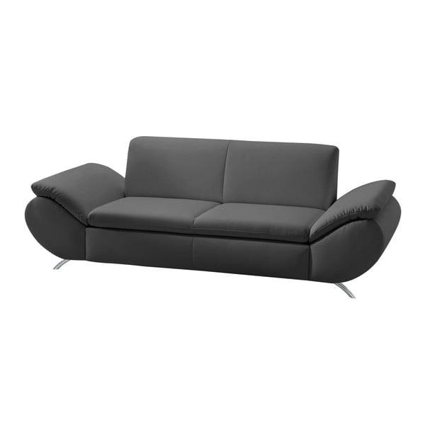 Canapea cu 2 locuri Max Winzer Marseille, negru
