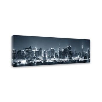 Tablou Styler Canvas Manhattan Foto, 45 x 140 cm
