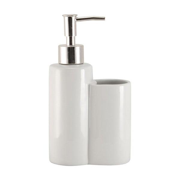 Dávkovač na mýdlo s dózou Majken White