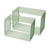 Set 2 rafturi Done by Deer Wire, verde