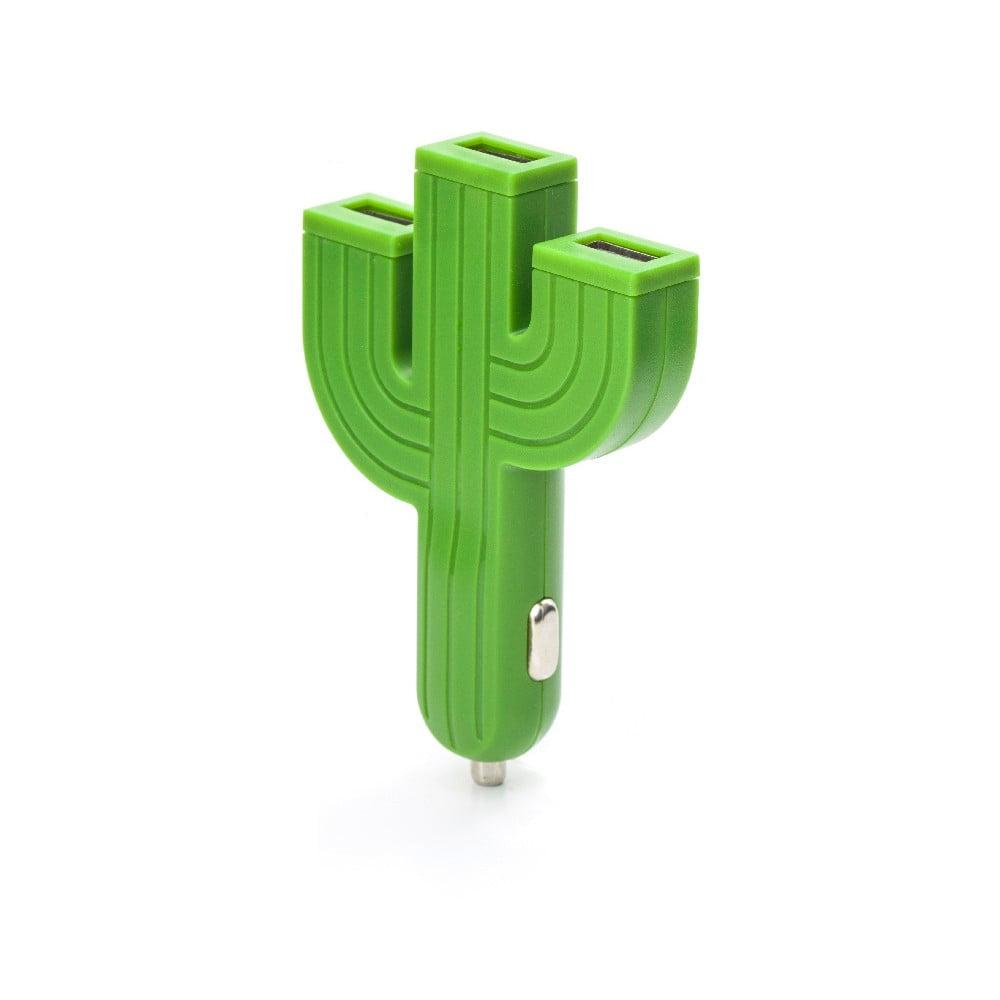 Nabíječka do auta Kikkerland Cactus