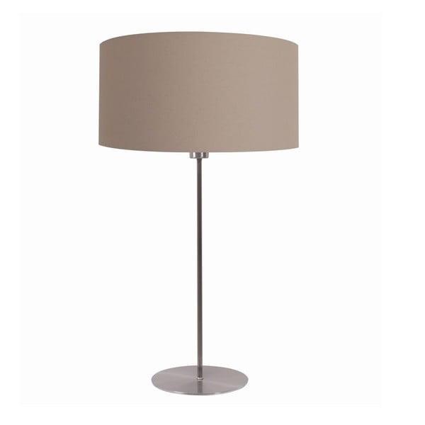 Stolní lampa Memphis Satin/Camel