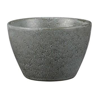 Bol din ceramică Bitz Mensa, diametru 13 cm, gri imagine