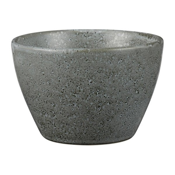 Sivá kameninová miska Bitz Mensa, priemer 13 cm