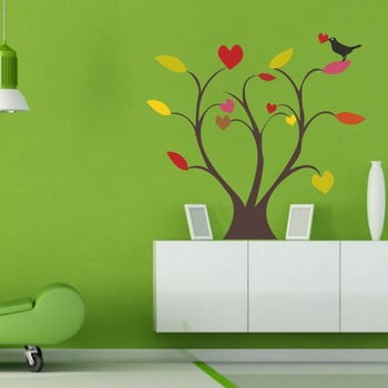 Autocolant decorativ pentru perete Simply Tree de la Unknown