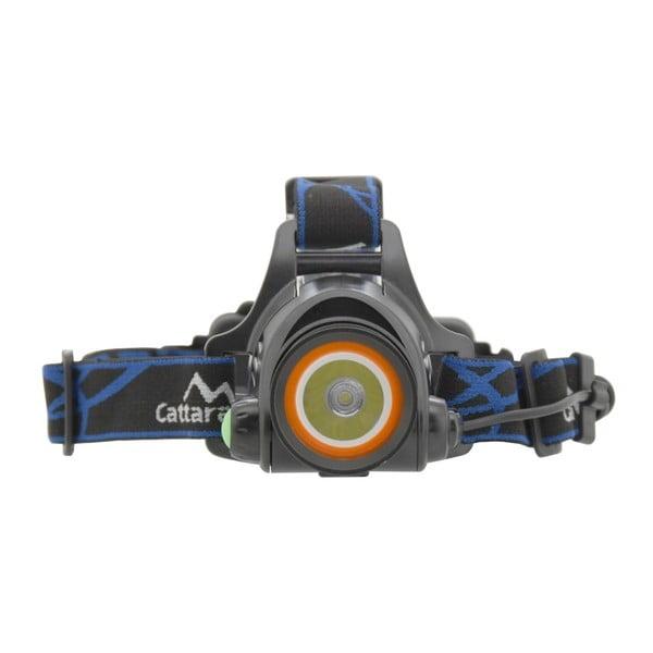 Lanternă frontală LED Cattara Ferra, 400 lm