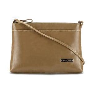 Kožená kabelka Elegance Cruiser Beige
