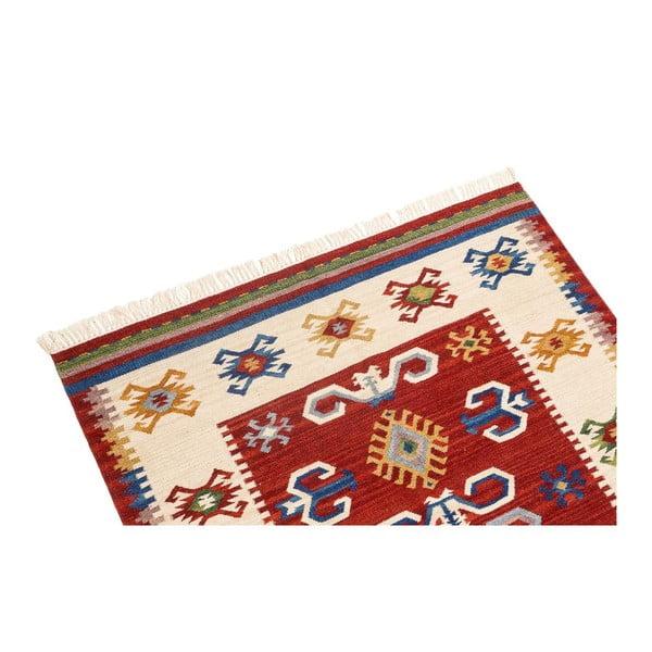Ručně tkaný koberec Kilim Dalush 101, 120x70 cm