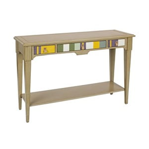 Konzolový stolek Moritz Tortora, 120x38x82 cm