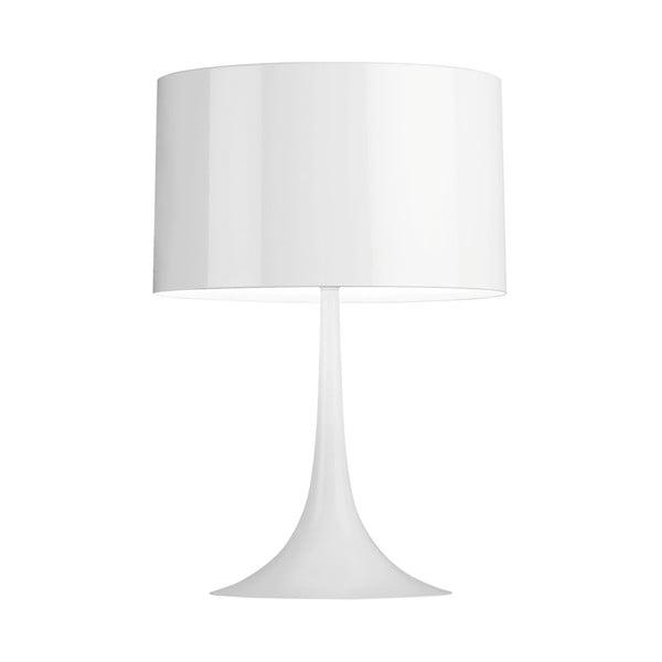 Stolní lampa Milan, bílá