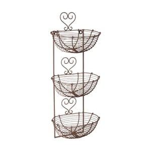 Košíky na stěnu Heart