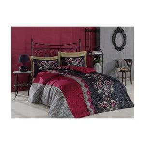 Lenjerie de pat cu cearșaf Cassandra, 200 x 220 cm