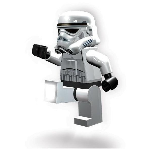 LEGO baterka Stormtrooper