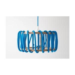 Lustră EMKO Macaron, 30 cm, albastru