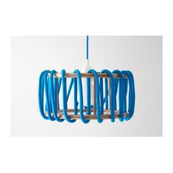 Lustră EMKO Macaron, 45 cm, albastru