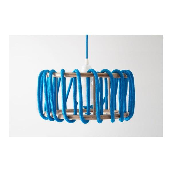 Lustră EMKO Macaron, ø 45 cm, albastru