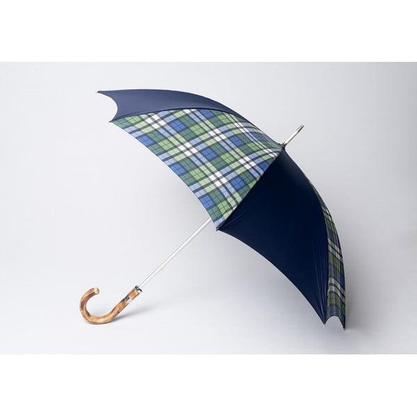 Deštník Tartan, multi modrý