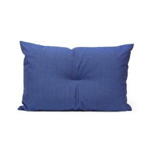 Vlněný polštář Crips, modrý