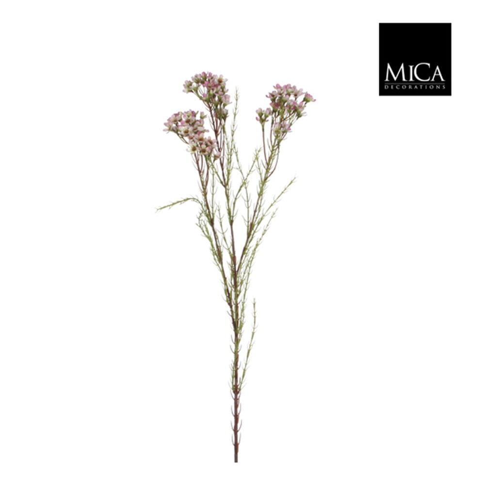 Umělá květina Ego Dekor Fialové Chamelaucium