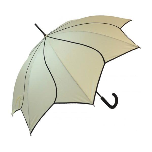 Deštník Classic Swirl, beige