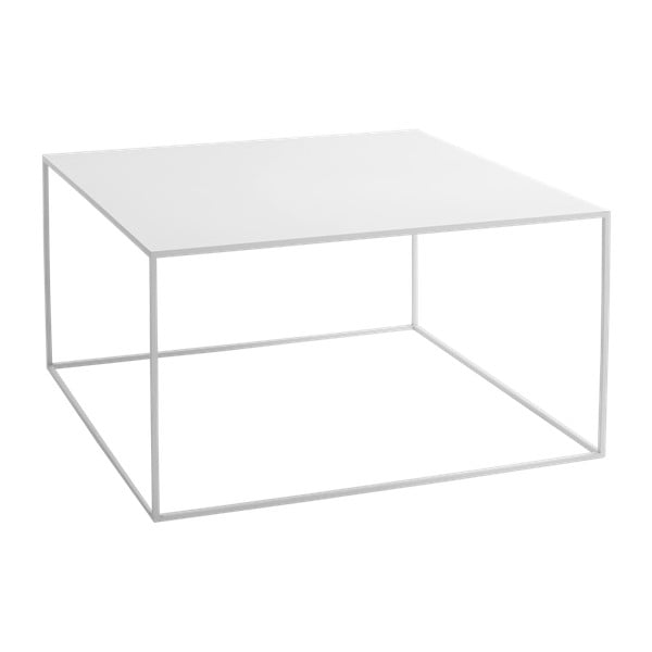Bílý konferenční stolek Custom Form Tensio, délka80cm