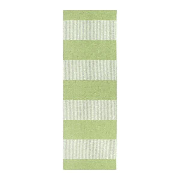 Zielony dywan odpowiedni na zewnątrz Narma Norrby, 70x100cm