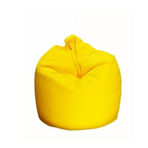 Žlutý sedací vak Evergreen House Trendy