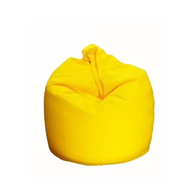 Sac pentru șezut Evergreen House Trendy, galben