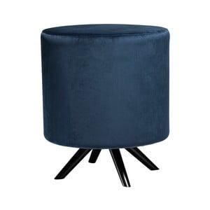 Tmavě modrá stolička DAN-FORM Denmark Blur