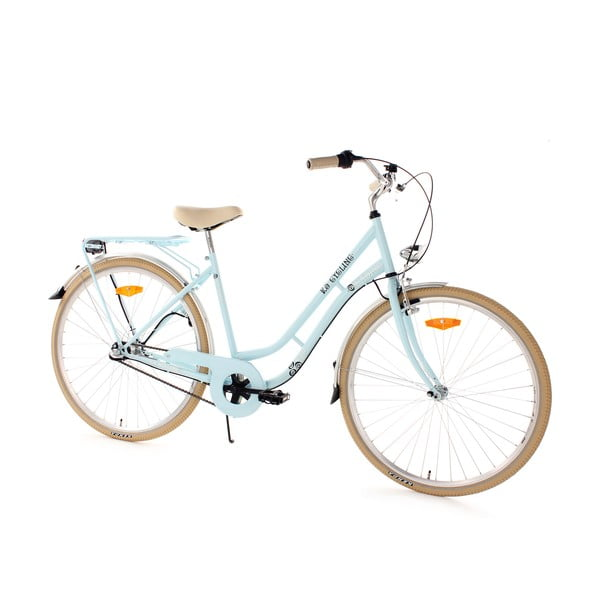 "Kolo City Bike Casino Blue, 28"", výška rámu 54 cm"