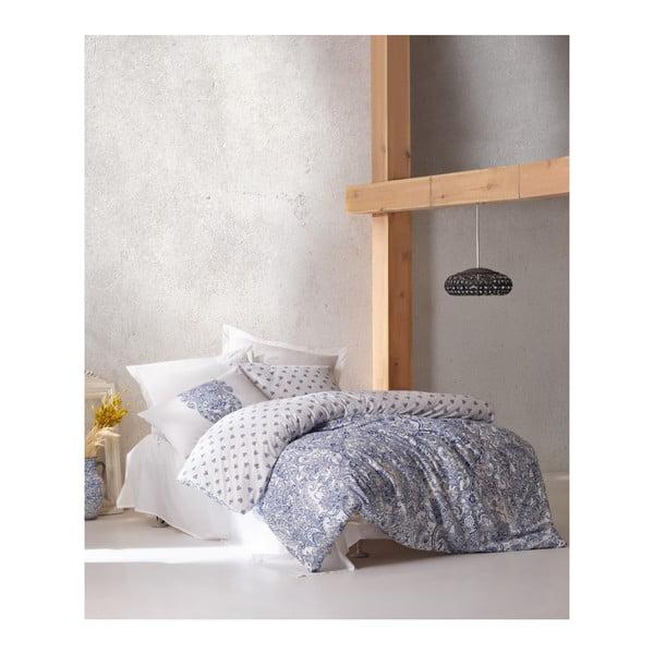 Bavlnené obliečky na jednolôžko Puresso Azuelo, 140×200 cm