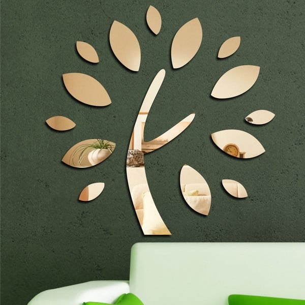Dekorativní zrcadlo Strom