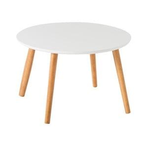Bílý konferenční stolek Nomad Ronde