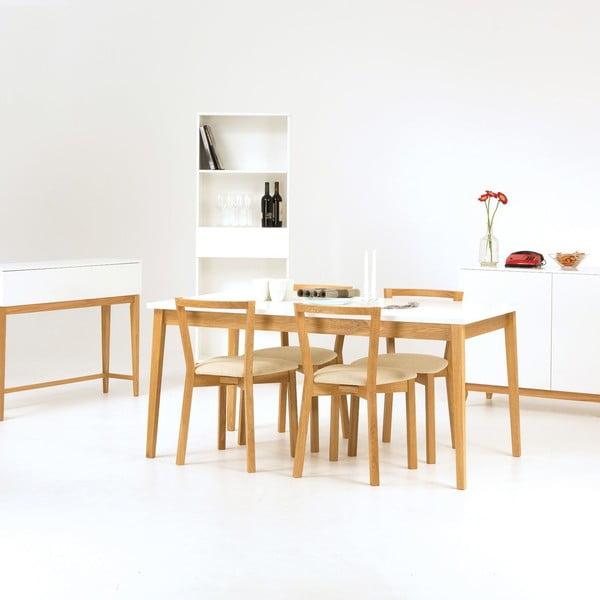 Sada 2 jídelních židlí Woodman Cee