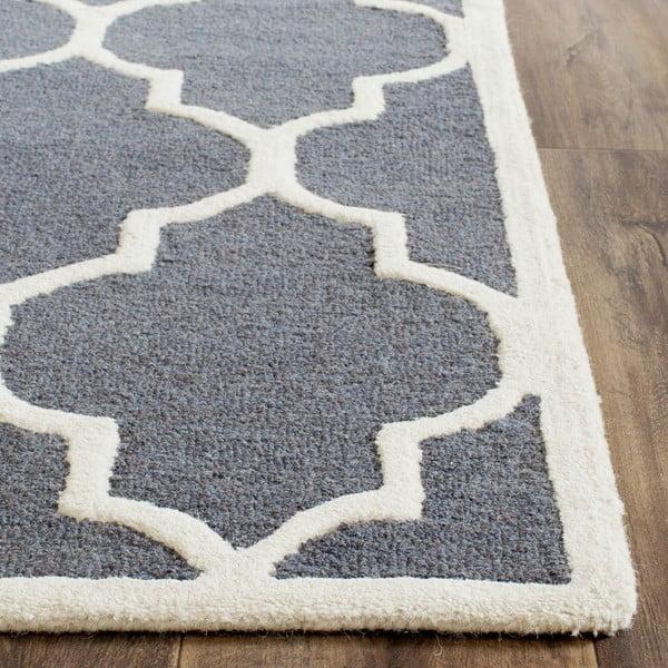 Vlněný koberec Safavieh Everly 182x274cm