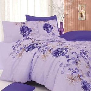 Povlečení Ange Purple Blue, 200x220 cm