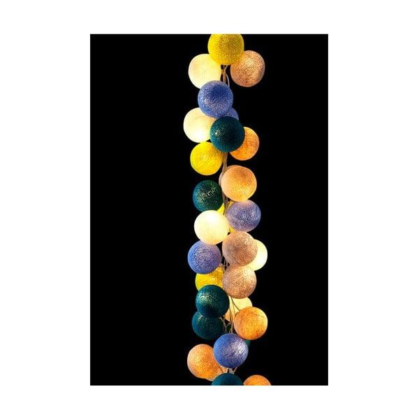 Světelný řetěz Mojito, 20 ks světýlek