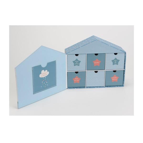 Krabice se šuplíky Noam