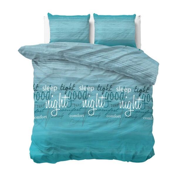 Bavlněné povlečení na dvoulůžko Sleeptime Comfort Nights, 200 x 220 cm