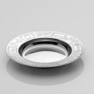 Dětský talíř Steel Function Engraving