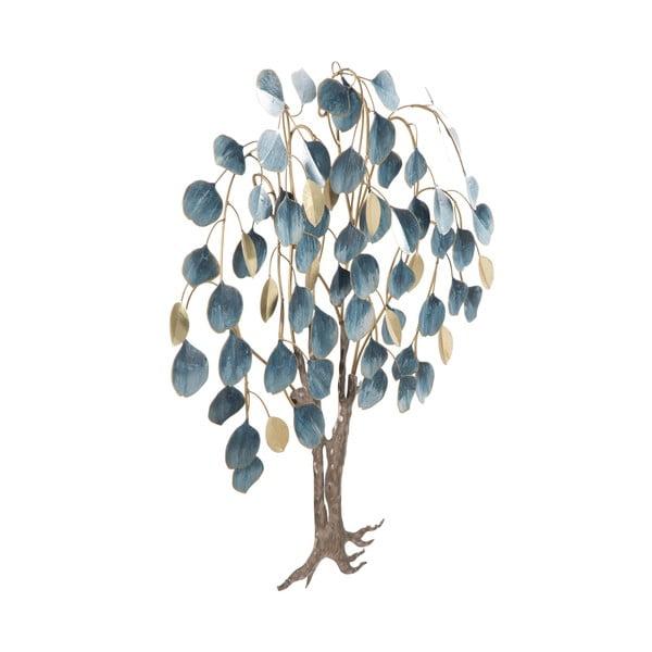 Nástenná kovová dekorácia Mauro Ferretti Tree, 73 × 80 cm