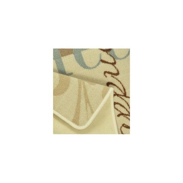 Kuchyňský běhoun Hanse Home Cappuccino, 67x180cm