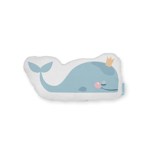 Polštář Whale Pillow